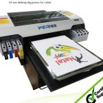 Best A2 Size 4880 Ce ISO Approved High Quality Direct to Garment T-Shirt Printer in Los Angeles