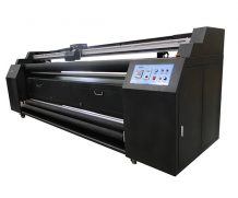 Best cheap A3 WER E2000T direct to garment printer with dx5 head, t shirt printer machine in Bandung