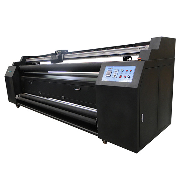 Stable performance A2 size WER-D4880T t shirt printing machine for all kinds of garments in Algeria