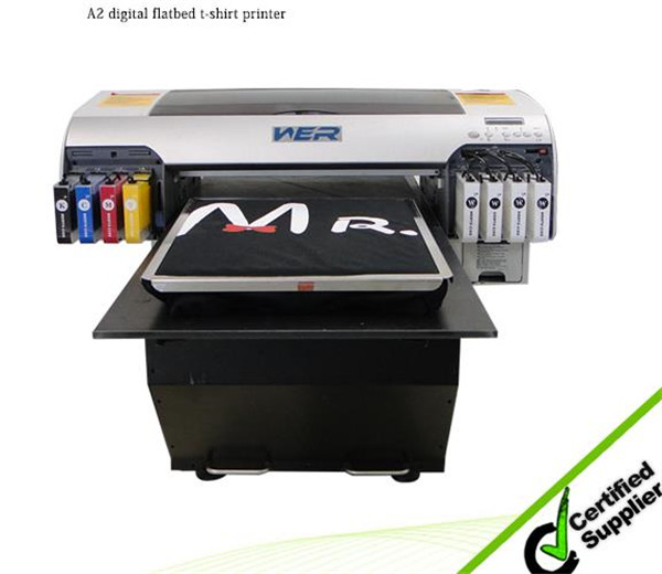 50*38cm T-Shirt Printer DTG Printer DIY Garment Printer in Colorado
