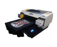 Best Hot selling A2 420*900mm WER-D4880T dtg printer,A2 size DTG digital textile printing machine in Carolina