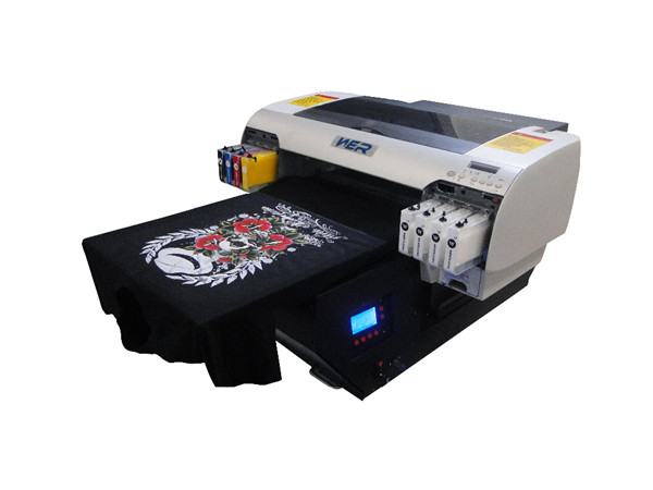 Best cheap price a1 wer ep4880t digital t shirt printing for T shirt printing machines prices