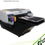 Best New design A1 size WER-EP7880T impressora textile printer in Greece