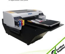 Best Popular A3 t shirt textile printer WER E2000T printing machine, A3 tshirt printing machine in Singapore