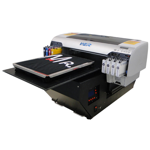 latest WER-E2000 A3 t shirt printing machine inkjet digital printer for textile printitng in Sydney