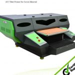 Best A3 DTG smart color direct to garment printing machine with Ricoh heads in Belize