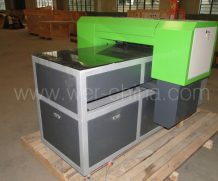 Best Perfect design A2 size with DX5 head WER-D4880T fabric digital printing machine in Myanmar