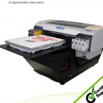 Best 2016 top selling printer A2 WER-D4880T direct to cotton T-shirt printer in Russia