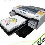 Best Hot selling 1 year warranty A3 size WER-E2000T t shirt printer machine with CE certification in Riyadh