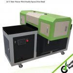 Best Top selling A3 size 2880dpi max with CISS system WER-E2000T direct to garment printer in Cameroon