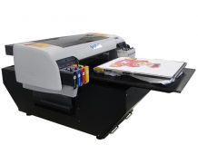 Best Hot selling 1 year warranty A3 size WER-E2000T t shirt printer machine with CE certification in South Africa