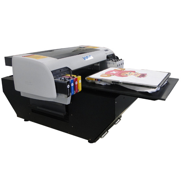 Hot selling 1 year warranty A3 size WER-E2000T t shirt printer machine with CE certification in South Africa