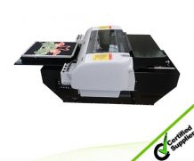 Best WER CHINA New A2 size with two dx5 printheads t shirt machine printing in Venezuela