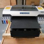 Best Hot-selling A3 WER E2000T direct t-shirt printing machine, A3 size flatbed t shirt printer in Auckland