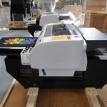Best Ricoh heads dark and light color DTG T-shirt printer with white ink in Lucknow