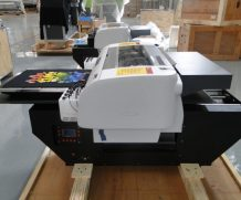 Best High quality cheap price Flatbed printer for T-shirt, clothes, dress, underwear etc in California