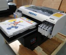 Best New fast printing speed with two dx5 A2 size t shirt printer digital in Calcutta