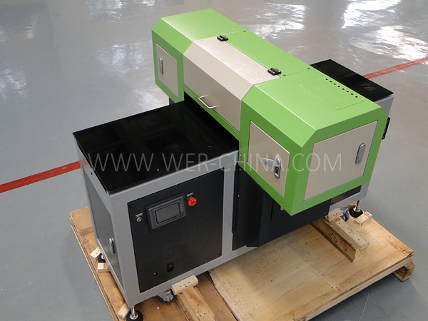 New A2 size with two dx5 printhead t shirts printer machine in Canada