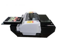 Best hot sell WER-D4880T digital t-shirt printer a2 digital t-shirt printer in Iraq