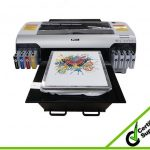 Best Popular WER-D4880T digital textile t shirt printing machine in Auckland