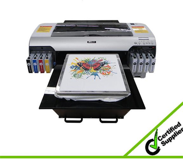 Top selling A2 size WER-D4880T for cotton t-shirt printing garment printer in Bhopal