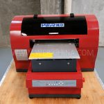 Best latest WER-E2000 A3 t shirt printing machine inkjet digital printer for textile printitng in Turkey