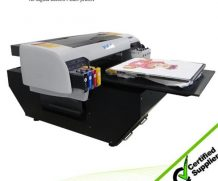 Best New A2 size with two dx5 printheads multicolor t shirt printing machine in Adelaide