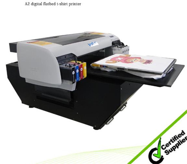 Hot selling A2 420*900mm WER-D4880T dtg printer,digital textile printing machine in Karachi