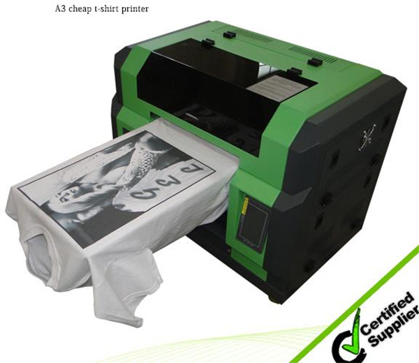 China WER-D4880T A2 desktop digital t-shirt printer for sale in Adelaide