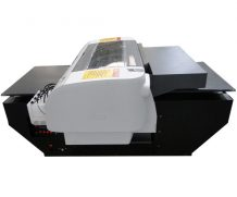 Best Smallest low price A3 size dx5 head WER-E2000T high resolution garment printer in Melbourne