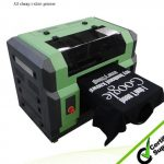 Best New hot selling desktop A2 size WER-D4880T digital printing machines t-shirts in Bangladesh