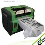 Best Top selling CE approved A2 size WER-D4880T digital printer direct on cotton in Lahore