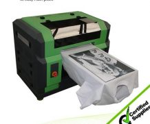 Best New fast printing speed with two dx5 A2 size t shirt printer digital in Utah