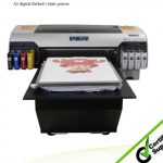 Best Popular A2 420*900mm WER-D4880T dtg printer,digital flatbed printer in France