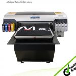 Best Super Quality Desktop Direct to Garment Black T-Shirt Printer in European
