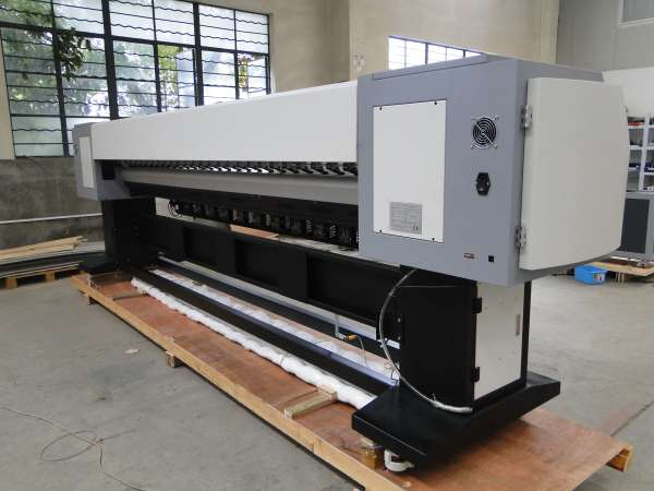 3.2m Wide Format Printing Machine Large Format Inkjet Printer