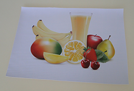 Eco Solvent Printing Sample