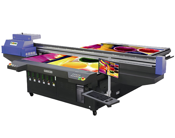 1.25m*2.5m Large Format UV Flatbed Printer