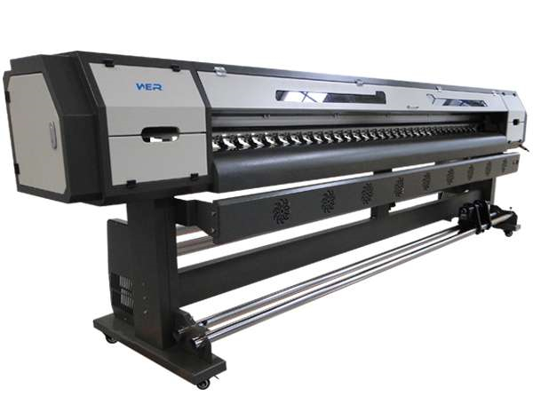 Vinyl Pvc Flex Banner Eco Solvent Printer