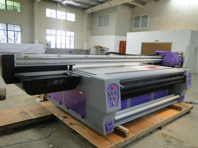 WER-ED2514UV Multifunctional LED UV Ink Flatbed Printer detail image