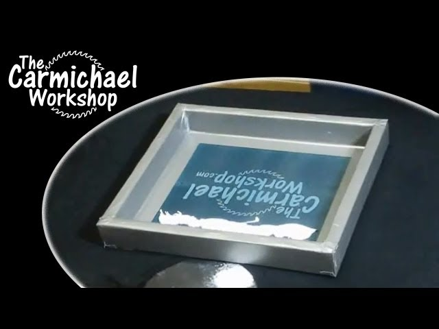 How To Screen Print Your Own T Shirts Easy Diy Screen Printing